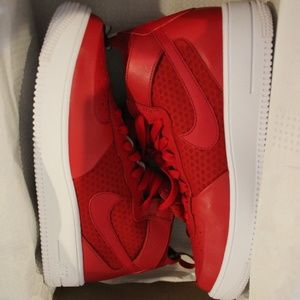 Nike Air Force 1 one Ultraforce Mid shoes mens NEW